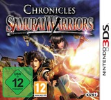 Samurai Warriors - Chronicles 3DS cover (A66P)