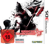 Resident Evil - The Mercenaries 3D 3DS cover (ABMP)