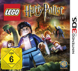 LEGO Harry Potter - Years 5-7 3DS cover (AHPP)