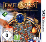 Jewel Quest - The Sapphire Dragon 3DS cover (AJ6P)