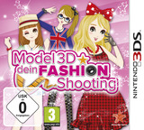 Girls' Fashion Shoot 3DS cover (ANLD)