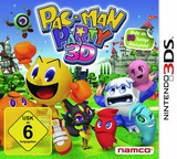Pac-Man Party 3D 3DS cover (AP9P)