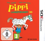 Pippi Langstrumpf 3D 3DS cover (APEP)