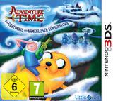 Adventure Time - The Secret of the Nameless Kingdom 3DS cover (AVTP)