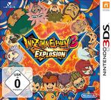 Inazuma Eleven 3 - Bomb Blast 3DS cover (AXBP)