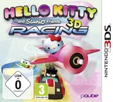 Hello Kitty and Sanrio Friends 3D Racing 3DS cover (BKYP)