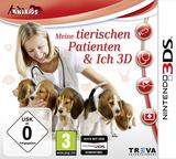 Meine tierischen Patienten & Ich 3D 3DS cover (BMTP)