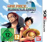 One Piece - Romance Dawn 3DS cover (BRDP)