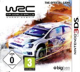 WRC - FIA World Rally Championship 3DS cover (BWRP)
