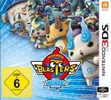 Yo-Kai Watch Blasters: White Dog Squad 3DS cover (BYBP)