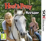 Hest & Pony - Rivaler 3DS cover (AMUP)