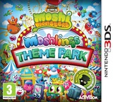 Moshi Monsters - Moshlings Theme Park 3DS cover (AA9P)
