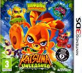 Moshi Monsters - Katsuma Unleashed 3DS cover (ADMP)