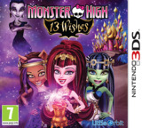 Monster High - 13 Wishes 3DS cover (AEFZ)