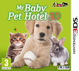 My Baby Pet Hotel 3D 3DS cover (AEYP)