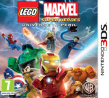 LEGO Marvel Super Heroes - Universe in Peril 3DS cover (AL5P)