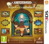 El Profesor Layton y el Legado de los Ashalanti 3DS cover (AL6S)