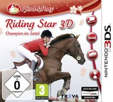 Riding Star 3D 3DS cover (ARSP)