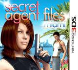Secret Agent Files - Miami 3DS cover (ASAP)