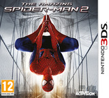 The Amazing Spider-Man 2 3DS cover (AXYP)