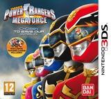 Power Rangers - Megaforce 3DS cover (AZBP)