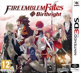 Fire Emblem Fates - Birthright 3DS cover (BFXP)