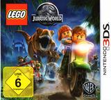 LEGO Jurassic World 3DS cover (BLJZ)