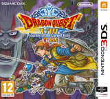 Dragon Quest VIII: Journey of the Cursed King 3DS cover (BQ8P)
