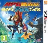 RPG Maker Fes 3DS cover (BRPP)