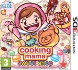 Cooking Mama: Sweet Shop 3DS cover (BS8P)