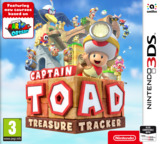 Captain Toad: Treasure Tracker 3DS cover (BZPP)