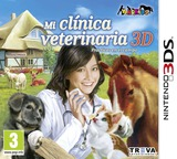My Vet Practice 3D - In the Country 3DS cover (AERP)