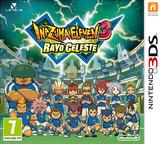 Inazuma Eleven 3 - Lightning Bolt 3DS cover (AXSP)