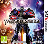 Transformers - Rise of the Dark Spark 3DS cover (AYEP)