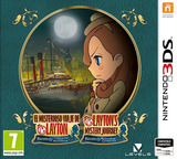 Layton's Mystery Journey: Katrielle and the Millionaires' Conspiracy 3DS cover (BLFP)