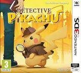 Detective Pikachu pochette 3DS (A98P)
