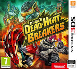 Dillon's Dead-Heat Breakers pochette 3DS (A9EP)