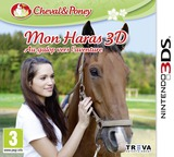 My Riding Stables 3D - Jumping for the Team pochette 3DS (AAPP)