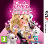 Barbie - Groom & Glam Pups pochette 3DS (ABYP)