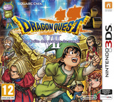 Dragon Quest VII: Fragments of the Forgotten Past pochette 3DS (AD7P)