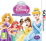 Disney Princess - My Fairytale Adventure pochette 3DS (ADPX)