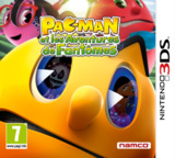 Pac-Man and the Ghostly Adventures pochette 3DS (AEJP)
