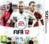FIFA 12 pochette 3DS (AF2P)