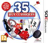 35 Classic Games pochette 3DS (AF5P)