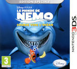 Finding Nemo - Escape to the Big Blue - Special Edition pochette 3DS (AF7X)