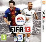 FIFA 13 pochette 3DS (AF8P)