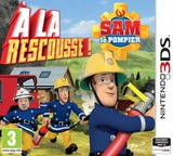 Fireman Sam - To The Rescue! pochette 3DS (AFTP)