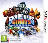 Skylanders Giants pochette 3DS (AG6P)