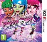 Monster High - Skultimate Roller Maze pochette 3DS (AH5P)