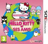 Around the World with Hello Kitty & Friends pochette 3DS (AHKZ)